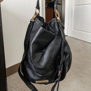 Marc Jacobs black hobo bag